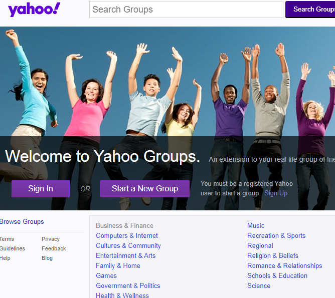 Yahoo Groups to close in latest post-Verizon acquisition purge