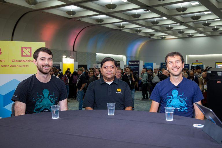 Knox Anderson, Amit Gupta, Loris Degioanni