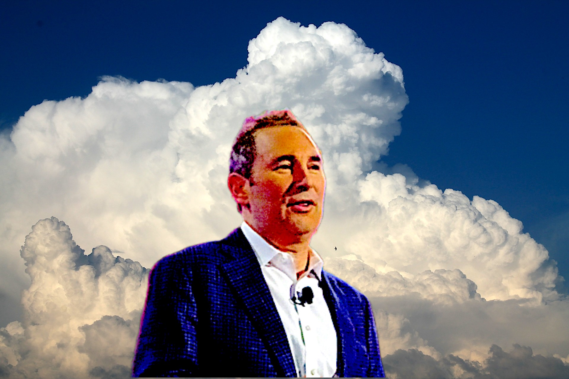 Commentary: Andy Jassy aims to reinvent Amazon Web Services for the cloud's next generation