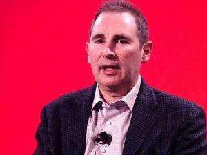Amazon Web Services' Andy Jassy