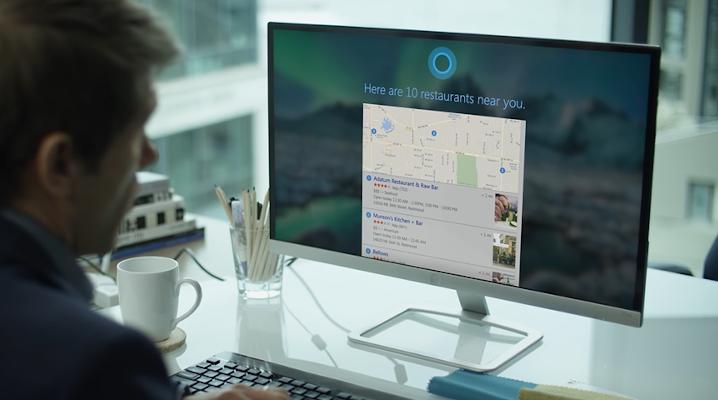 Microsoft is retooling Cortana for the enterprise on Windows 10 - SiliconANGLE News