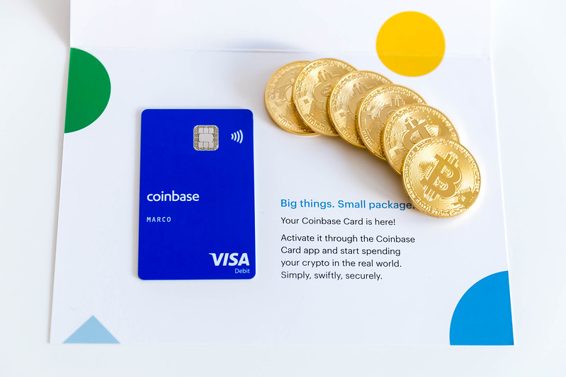Coinbase becomes the first cryptocurrency firm to achieve Visa principal membership