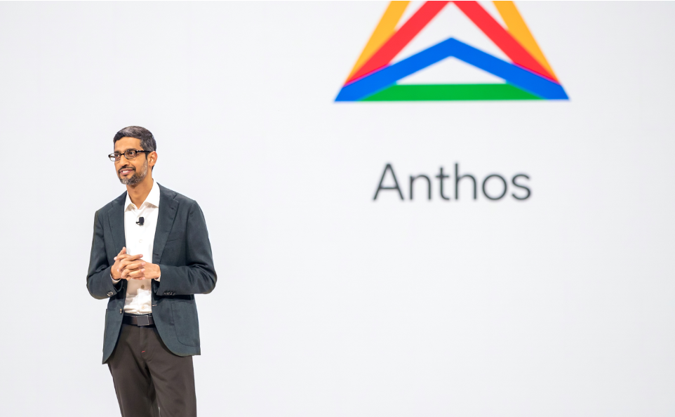 Google announces Anthos Ready Storage partner program