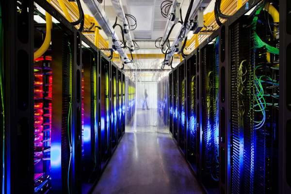 Google: Our data centers are now x2 as energy efficient as a typical enterprise facility