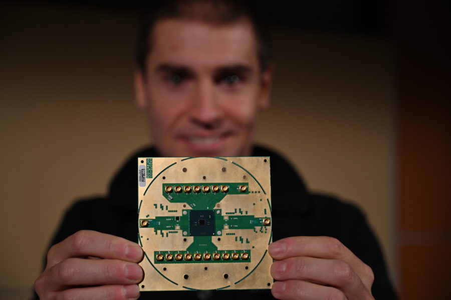 With Horse Ridge chip, Intel aims to bring quantum computing closer to reality - SiliconANGLE
