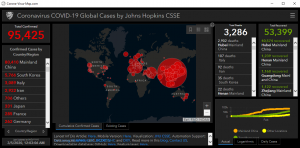fakecoronavirusmap