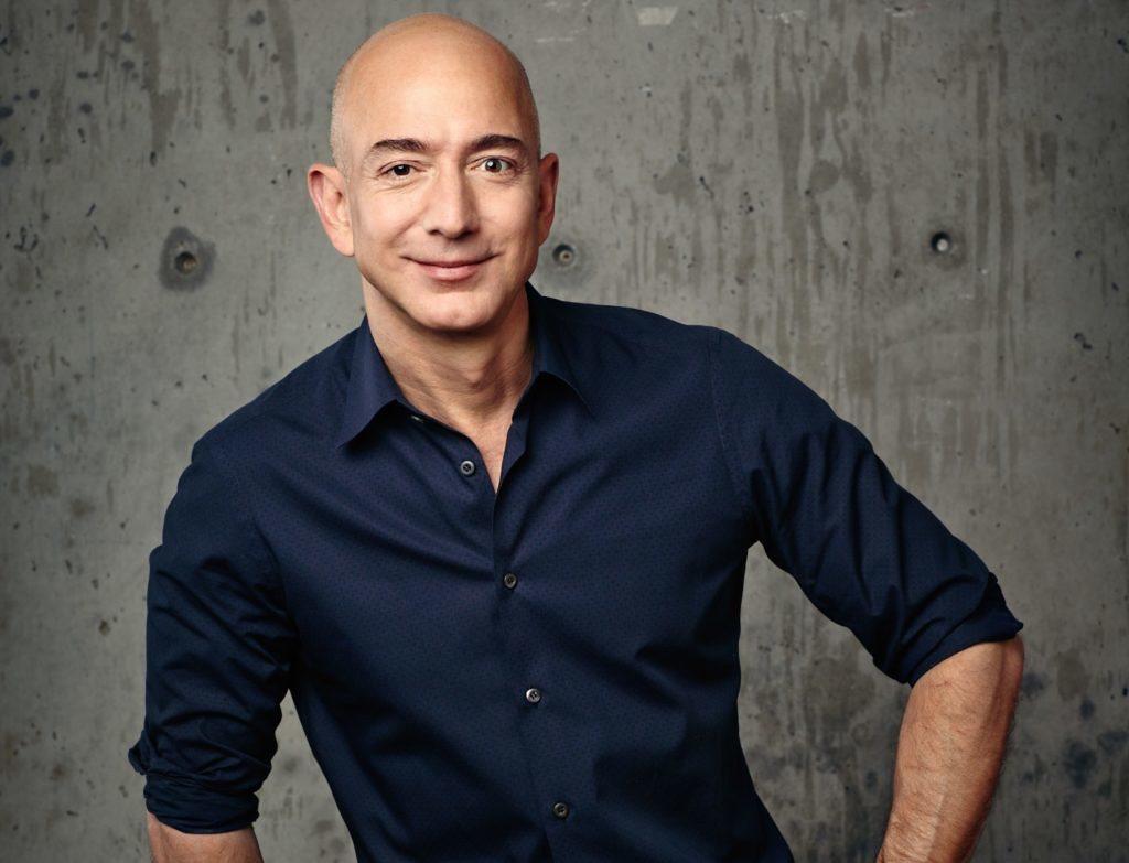 Jeff Bezos leads investment in British logistics startup Beacon Technologies