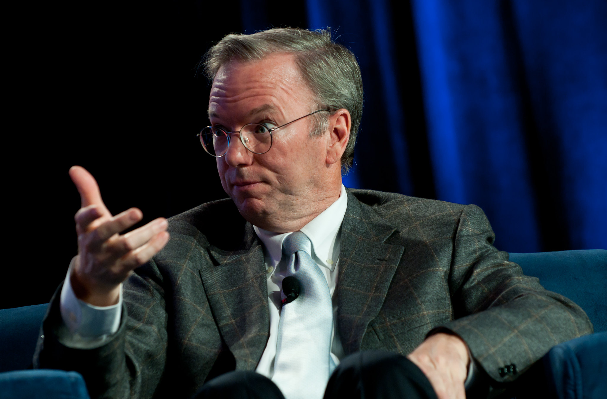 Image of article 'Eric Schmidt bows out of Google after 19 years'