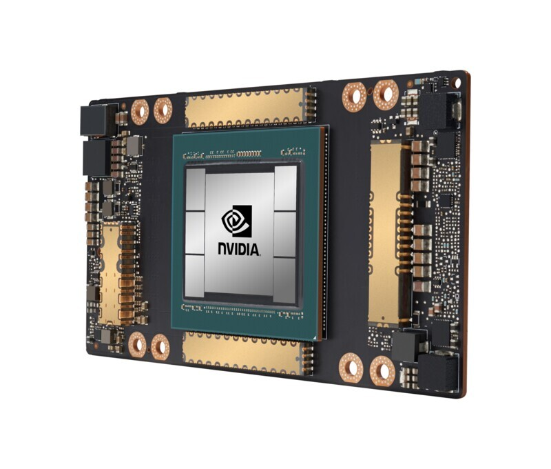 Nvidia debuts the A100, its most powerful graphics processor yet