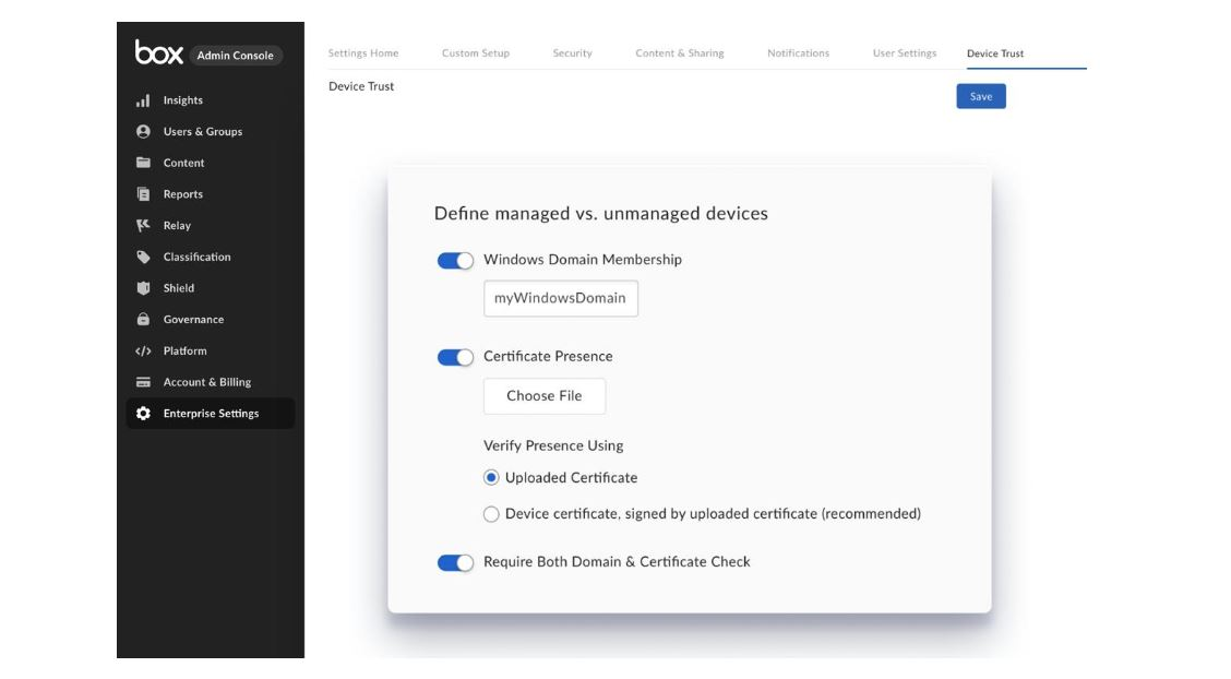 Box enables zero-trust-based access to its content from any device - RapidAPI