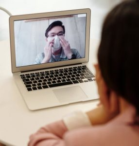 COVID-19 is expected to spur adoption of remote telemedicine Photo: Pexels