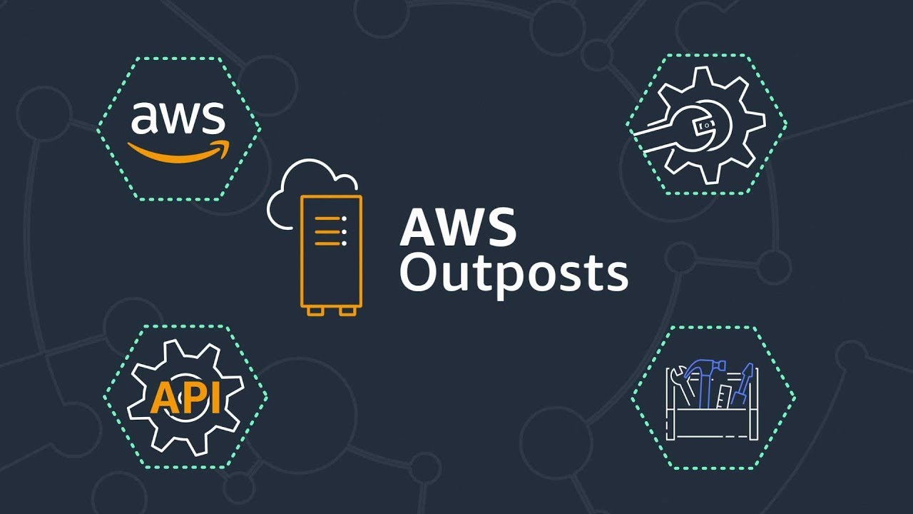 AWS Outposts adds support for fully-managed cloud database services