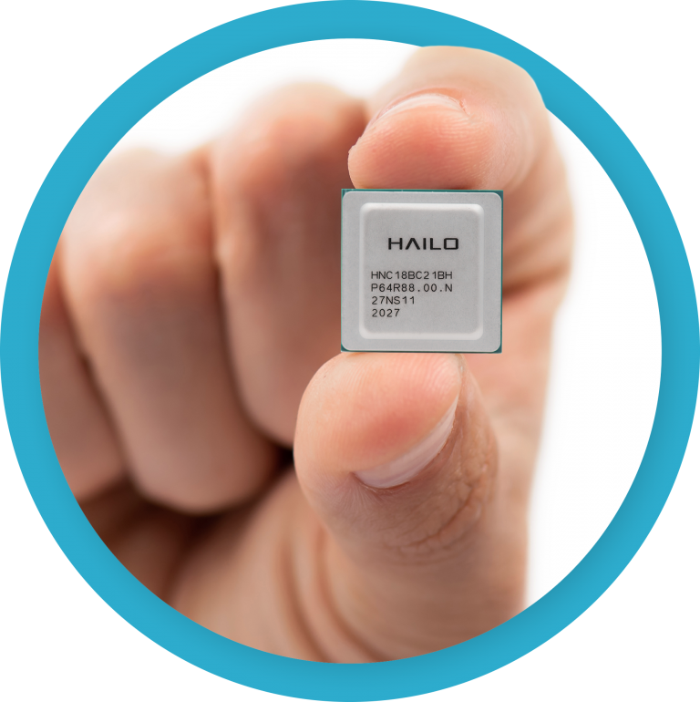AI chipmaker Hailo accelerates deep learning at the edge