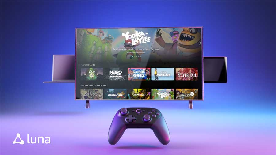Amazon Luna cloud game streaming opens to Prime members on Prime Day - SiliconANGLE