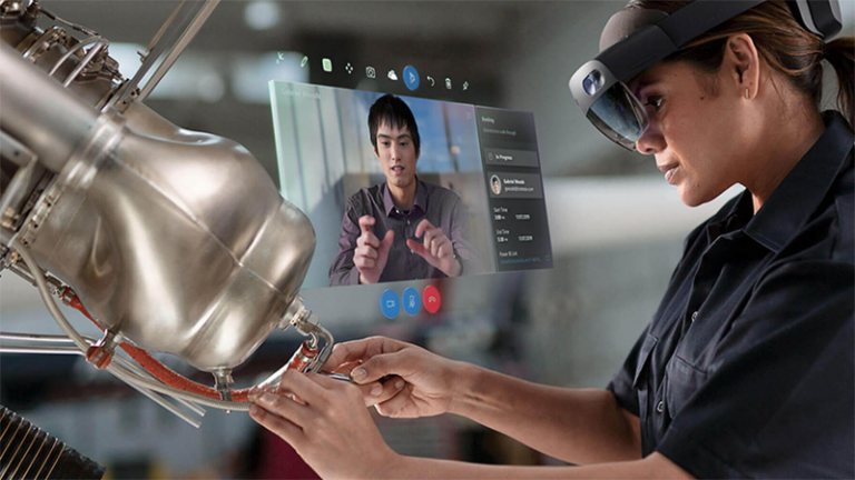 Microsoft teams up with NASA to help build the Orion spacecraft with HoloLens 2 - SiliconANGLE