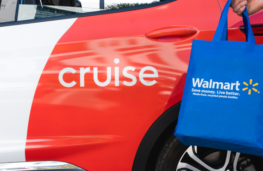 Walmart joins Microsoft and Honda in $2.75B round into GM's Cruise - SiliconANGLE