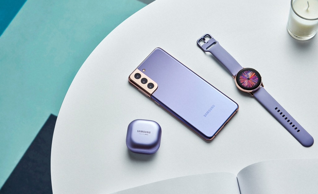 Samsung debuts new flagship Galaxy S21 phones, Bluetooth tracker and earbuds - SiliconANGLE