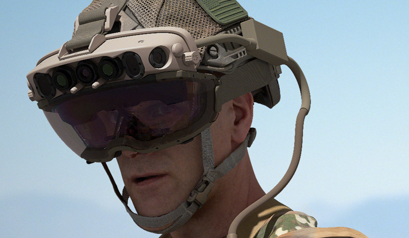Microsoft wins multibillion-dollar contract to supply HoloLens AR headsets to US Army - SiliconANGLE