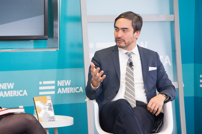 Prominent big tech critic Tim Wu joins Biden administration - SiliconANGLE