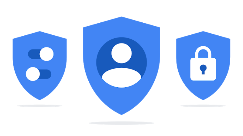 Google security icons