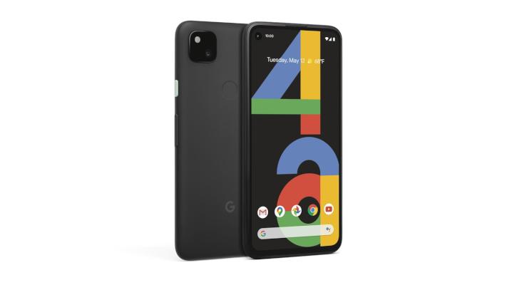 Google Pixel 5A affirmation