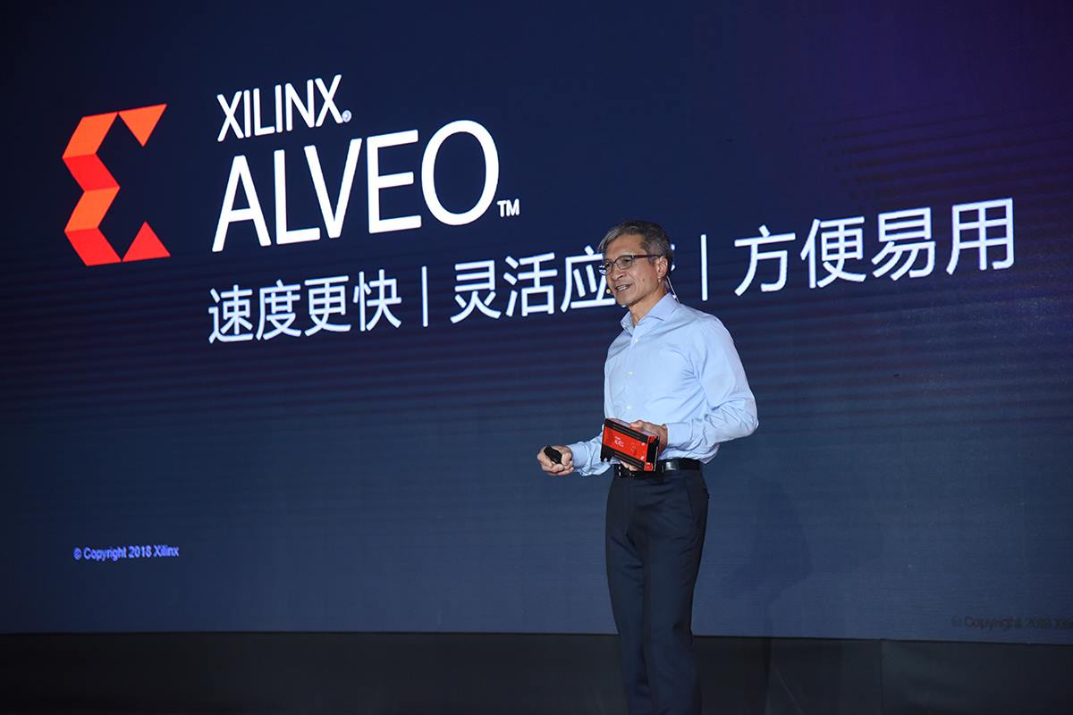 Xilinx reports record sales ahead of acquisition by AMD - SiliconANGLE