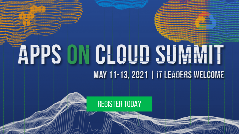 Watch live: AIOps, containers provide backdrop for Apps ON Cloud Summit, May 11-13 - SiliconANGLE