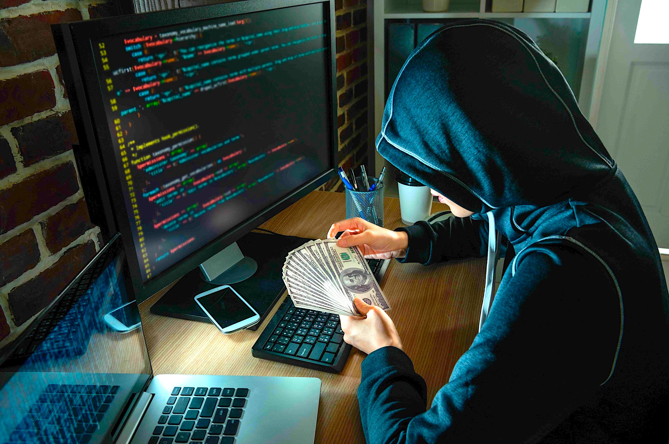 Chaos means cash for criminals and cybersecurity companies - SiliconANGLE