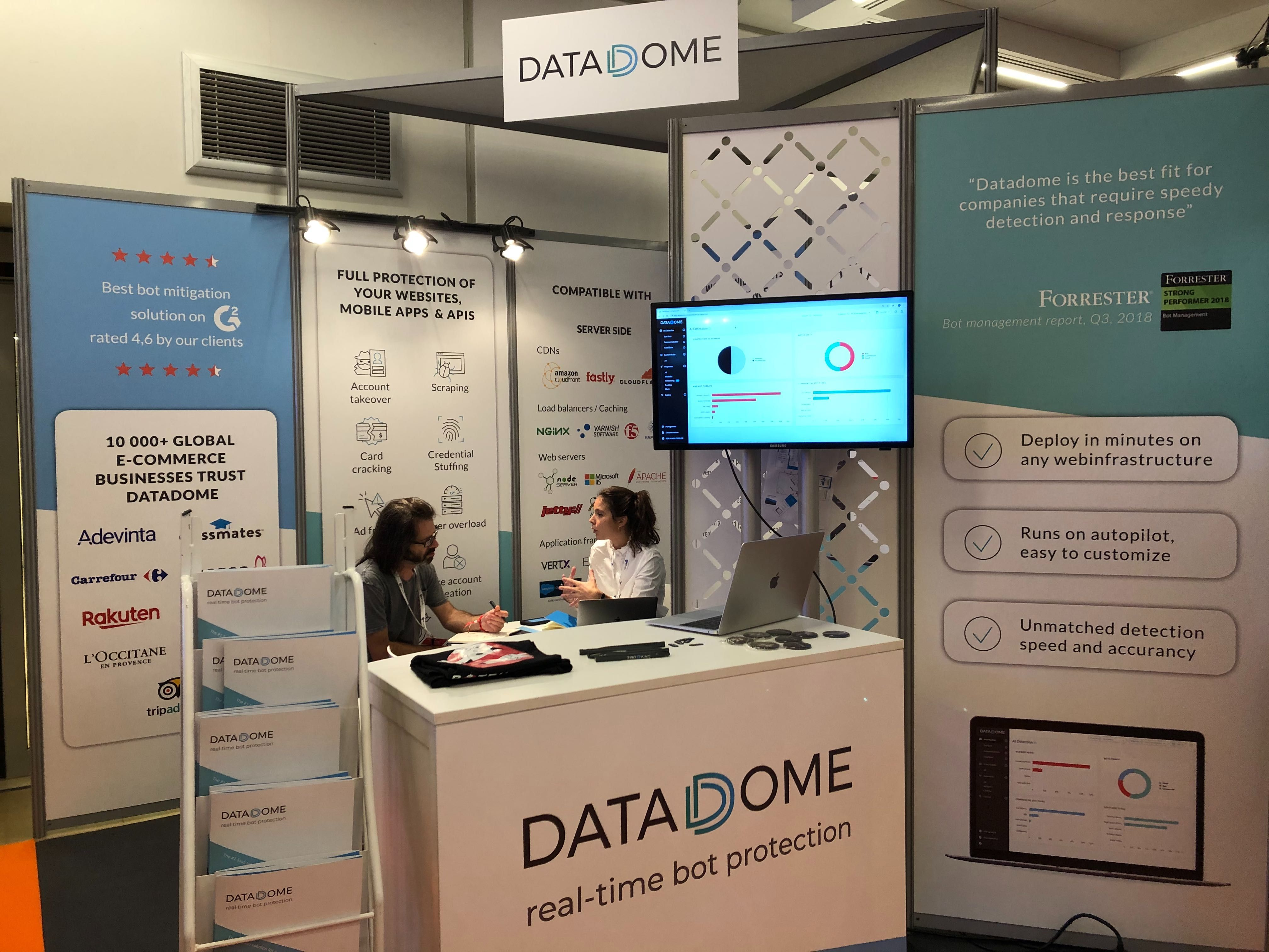 DataDome launches enhanced online fraud and bot management service - SiliconANGLE