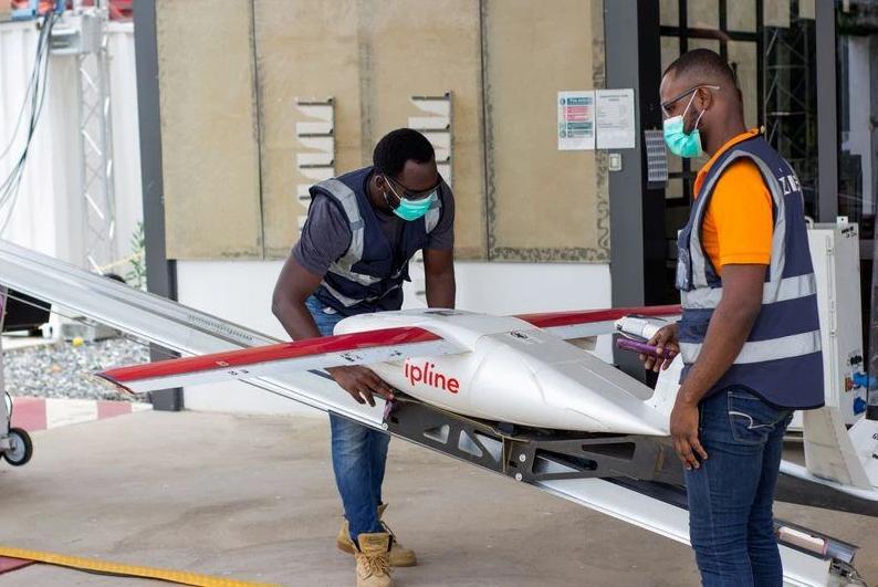 Autonomous drone delivery startup Zipline raises 0M on a .75B valuation