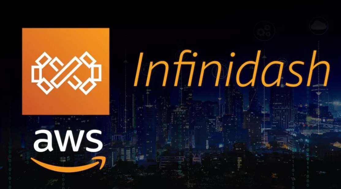 Pretend Amazon cloud service AWS InfiniDash shortly goes viral – SiliconANGLE
