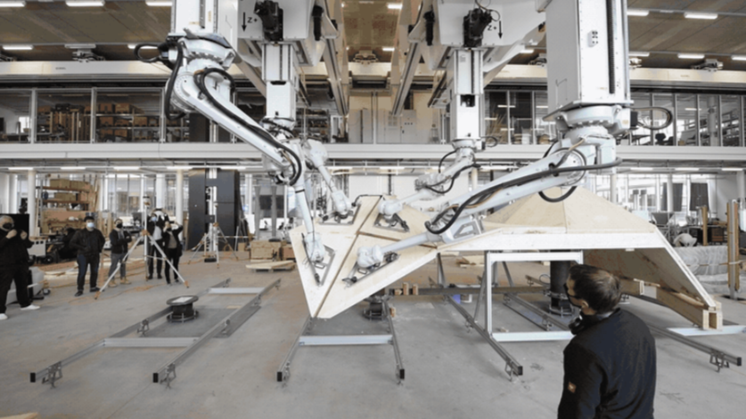 siliconangle.com - Maria Deutscher - Alphabet launches robotics venture Intrinsic to train industrial robots with AI