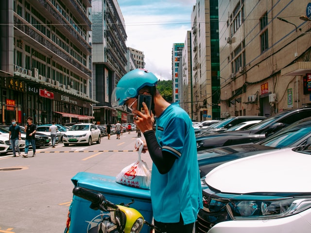 China cracks down on food delivery platforms with new workers' rights - SiliconANGLE