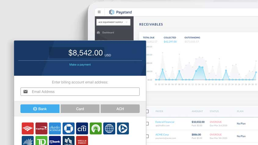 Paystand raises $50M for blockchain-enabled no fee B2B payments - SiliconANGLE