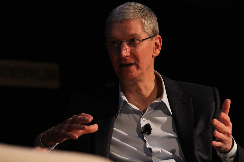 Tim Cook tells Apple employees they will be hunted down if they leak company secrets - SiliconANGLE
