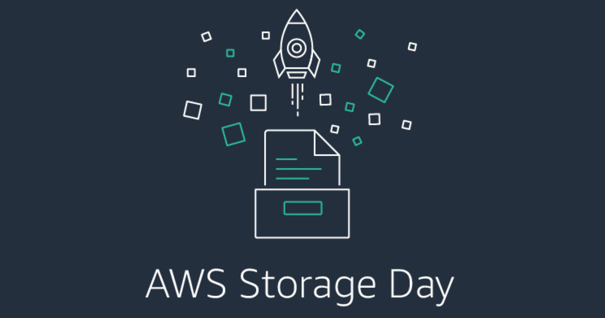 Here are 5 insights you might have missed from the AWS Storage Day event - SiliconANGLE